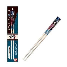 Nibariki Chopsticks - Demon Slayer: Kimetsu no Yaiba - Giyu Tomioka  1 Pair 21cm