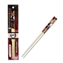 Nibariki Chopsticks - Demon Slayer: Kimetsu no Yaiba - Kyojuro Rengoku 1 Pair 21cm