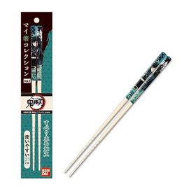 Nibariki Chopsticks - Demon Slayer: Kimetsu no Yaiba - Muichiro Tokito 1 Pair 21cm