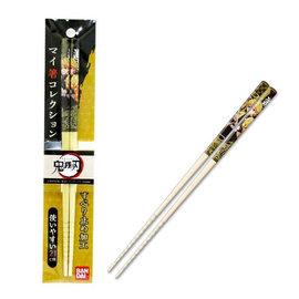 Nibariki Chopsticks - Demon Slayer: Kimetsu no Yaiba - Zenitsu Agatsuma 1 Pair 21cm