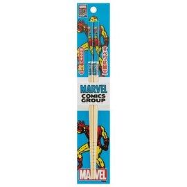 Skater Baguettes - Marvel - Iron Man Classique 1 Paire 21cm