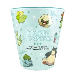 "ShoPro Glass - Pokémon Pocket Monsters - ""Team Green"" Acrylic Tumbler 8oz"