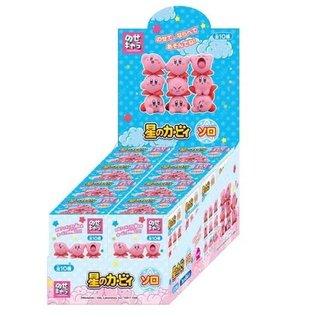 Ensky Studio Boîte mystère - Kirby of the Stars - Mini Figurine Nose Chara Tsumutsumu