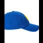Bioworld Casquette - My Hero Academia - Emblème de U.A. Brodée Bleu Ajustable