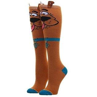 Bioworld Chaussettes - Scooby-Doo! - Scooby 1 Paire au Genoux avec Brilliants