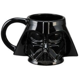 Vandor Tasse - Star Wars - Casque de Darth Vader en Céramique Sculptée 18 oz.