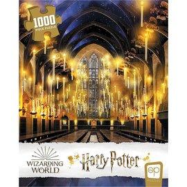 The OP Games Casse-tête - Harry Potter - La Grande Salle 1000 pièces