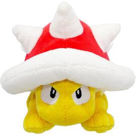 """San-Ei Peluche - Nintendo Super Mario - Spiny All Star Collection 5"""""""