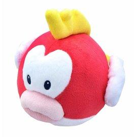 "San-Ei Peluche - Nintendo Super Mario - Cheep Cheep All Star Collection 5"""