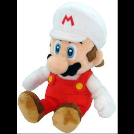 "San-Ei Peluche - Nintendo Super Mario - Mario Flower Power All Star Collection 10"""