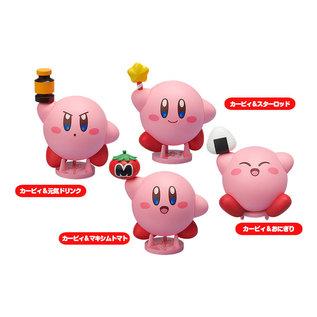 Good Smile Boîte mystère - Kirby of the Stars - Mini Figurine Corocoroid Kirby à Assembler