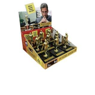 Boston America Corp Bonbons - The Office - Dundie Award à Saveur de Cerise Boîte en Métal