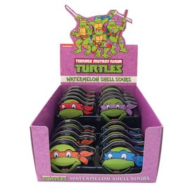 Boston America Corp Bonbons - Teenage Mutant Ninja Turtles - Melon D'eau Sûr Boîte en Métal