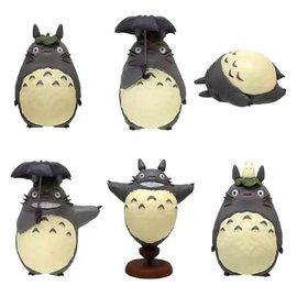 Benelic Boite Mystère - Studio Ghibli Mon Voisin Totoro - Mini-Figurine So Many Poses! Vol. 2
