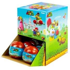 Takara Tomy Boule mystère - Nintendo Super Mario Bros. - Mini Figurine à Construire