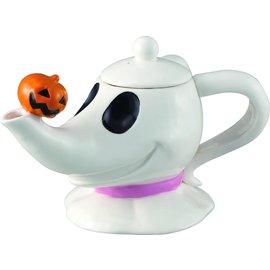 Sun Art  Seto Teapot - Disney The Nightmare Before Christmas - Zero 3D Sculpted Ceramic with Lid 11oz