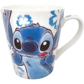T's Factory Mug - Disney Lilo & Stitch - Stitch Colorful Dream 8oz