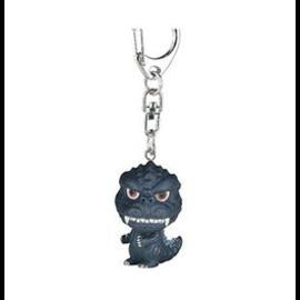 Toho Co ltd. Keychain - Godzilla - Godzilla Mini Figurine Bubblehead