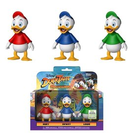 Funko Figurine - Disney Duck Tales - Huey, Dewey and Louie Series 2 *Funko 2019 Spring Convention Limited Edition Exclusive*