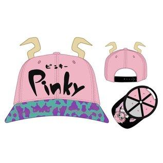 Bioworld Casquette - My Hero Academia - Uniforme de Mina Pinky Suit Up Rose et Verte