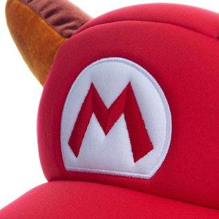 Bioworld Casquette - Nintendo Super Mario Bros. - M de Mario en Tanuki Version Cosplay