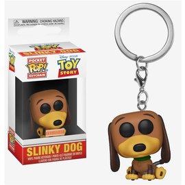 Funko Funko Pocket Pop! Keychain - Disney Pixar Toy Story - Slinky Dog *Special Edition Exclusive*