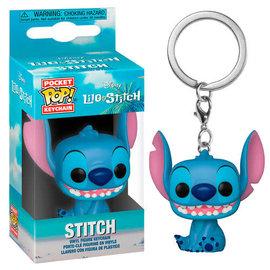 Funko Funko Pocket Pop! Keychain - Disney Lilo & Stitch - Smiling Sitting Stitch