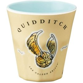 Skater Glass - Harry Potter - Quidditch and Magical Creatures Acrylic Tumbler 270ml