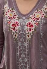 Bella Embroidered Tunic