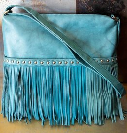 Frida Fringe Handbag