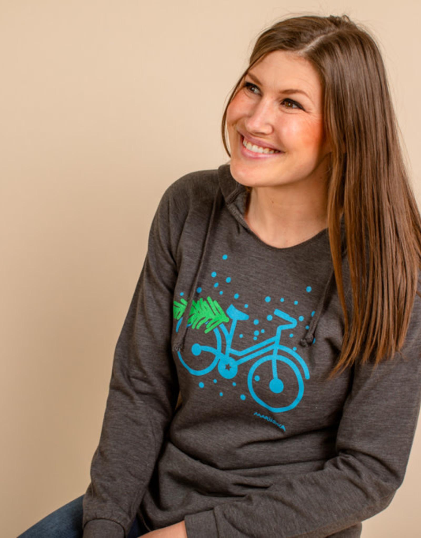 Belinda Bike Hoodie