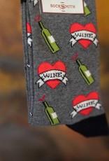 Wine True Love Socks