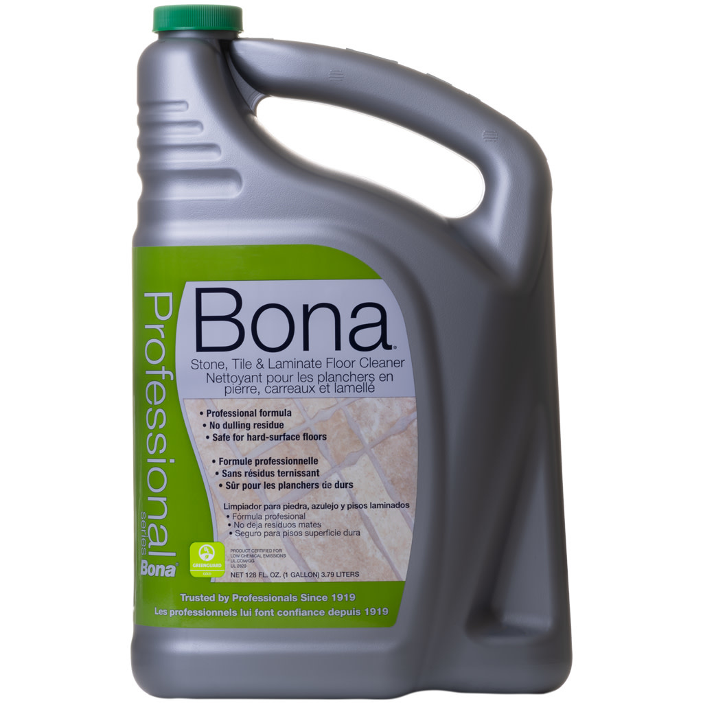 Bona Bona Pro Stone Tile Laminate Floor Cleaner Gallon