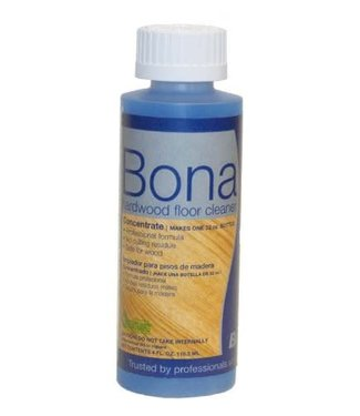 Bona Bona 4oz Hardwood Cleaner Concentrate
