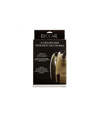 Riccar Riccar Vacuum Bag Hepa RHH-6, Canister