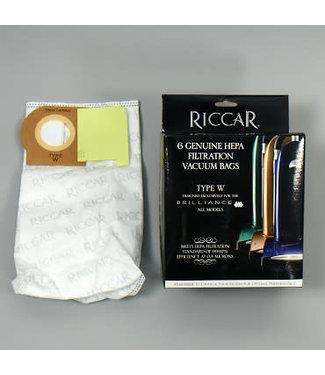 Riccar Riccar Vacuum Bag Hepa RWH-6 - BRL
