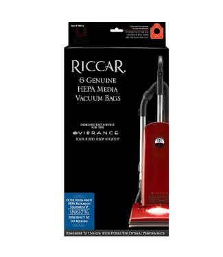 Riccar Riccar Vacuum Bag Hepa RMH-6, R20