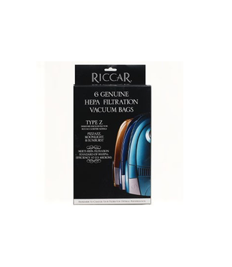 Riccar Riccar Vacuum Bag Hepa RZH-6, Small Canister