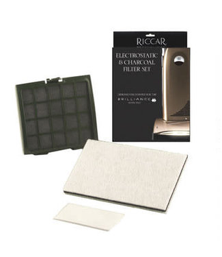 Riccar Riccar Brilliance Deluxe Filter Set RF5D