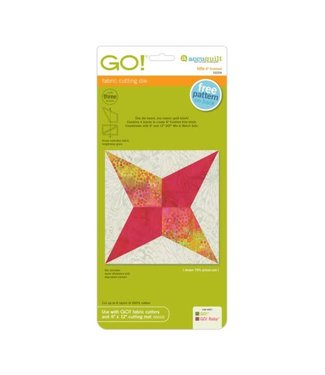 Accuquilt Go! Kite