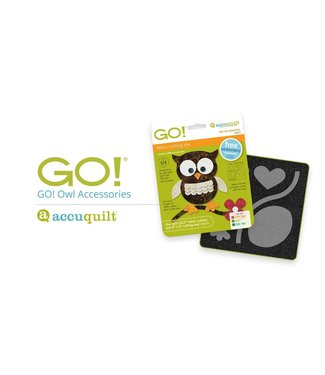 Accuquilt Go! Owl Accessories