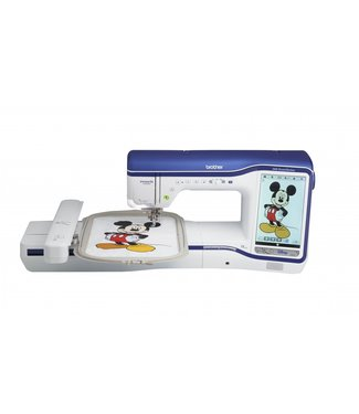 Brother Brother XV8500D Dream Machine Embroidery and Sewing Machine