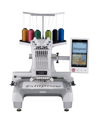 Brother Brother PR655 6 Needle Embroidery Machine