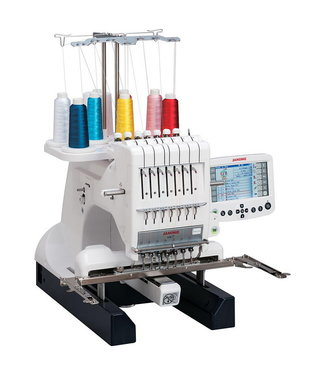 Janome Janome MB7 7-Needle Embroidery Machine