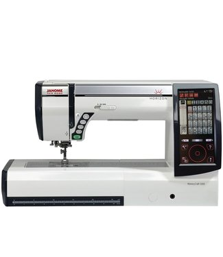 Janome Janome MC12000 Horizon Sewing Machine