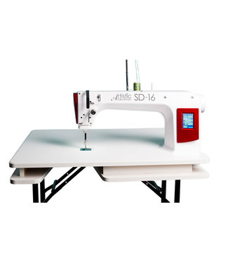Artistic AQSD-16 Quilter Sit Down with Stand