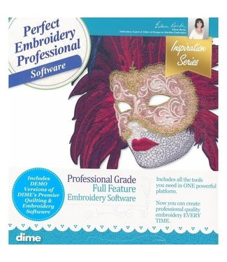 Dime Perfect Embroidery Pro Bundle