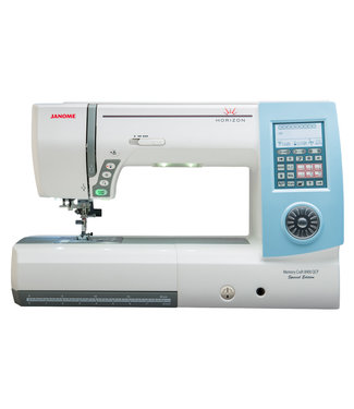 Janome Janome MC8900QCPSE Horizon Special Edition Sewing Machine