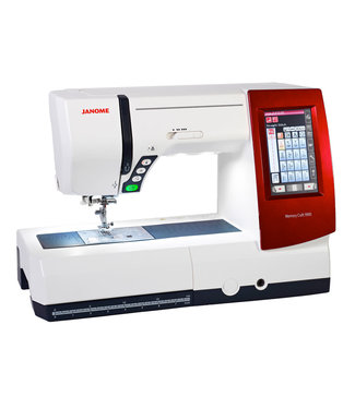 Janome Janome MC9900 Sewing Machine