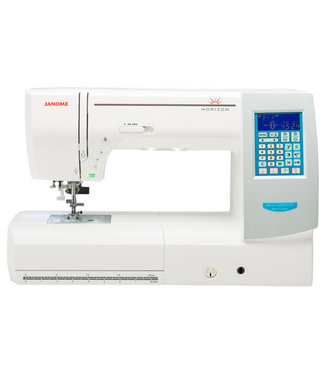 Janome Janome MC8200QC Horizon Sewing Machine